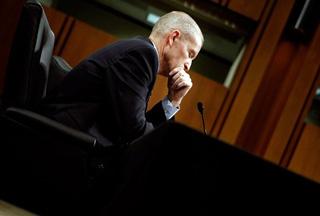 US Director of National Intelligence Dennis Blair